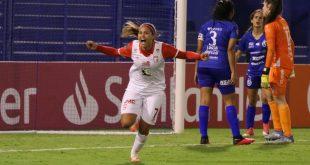 Las #Leonas se clasificaron a los cuartos de final de la Conmebol Libertadores