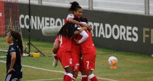 Las #Leonas se despidieron de la Conmebol Libertadores